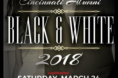2018 Black & White Ball